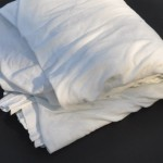 Reclaimed White Knit